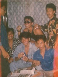 Mendaki Batukaru 05